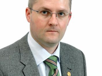 Associate Professor Jan Oskar Engene of the University in Bergen. (Photo: UiB)