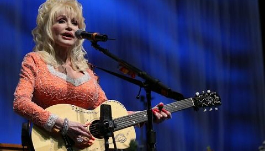 Dolly Parton. (Photo: www.colourbox.no)