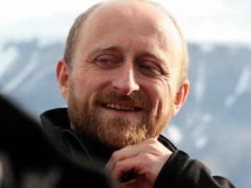 NINA Researcher Sveinn Are Hanssen.