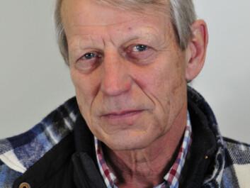 Professor Emeritus Harald Beyer Broch. (Photo: UiO)