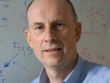 Sverre Holm (Photo: Arnfinn Christensen)