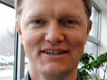 Brage W. Johansen (Photo: Per Byhring)