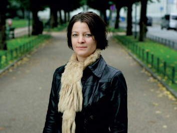 Jill Loga is a senior researcher at the Centre for Research on Civil Society and Voluntary Sector (Photo: UiB)