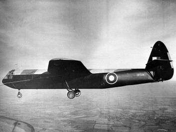 The soldiers were supposed to land near Rjukan in two Horsa gliders like this. They never reached their destination.(Wikimedia Commons)