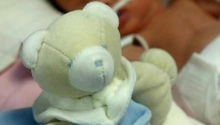 Why premature babies get bad eyesight
