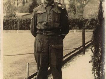 Ernest Pendlebury. (Photo: Private)