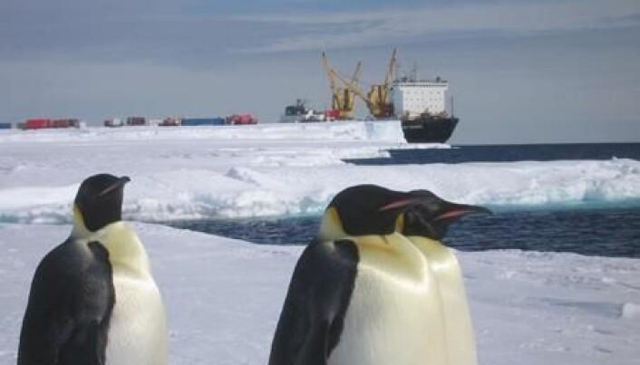 Antarctic meteorology