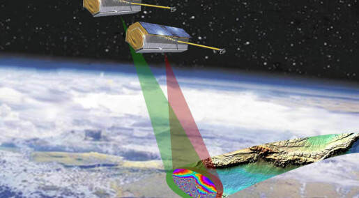 Space radars see pirate loggers