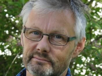 Svein Solberg (Photo: Arnfinn Christensen)