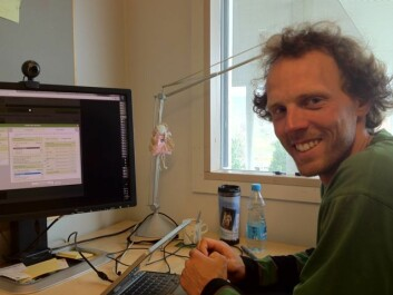 Jan Weinzettel is a postdoctoral researcher at the Norwegian University of Science and Technology, and has been involved in developing the online EUREAPA computer program.