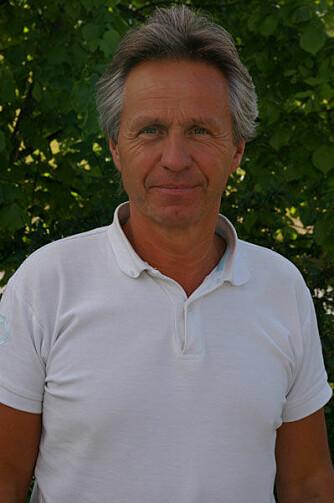 Øivind Andersen is a senior researcher in molecular biology at Nofima in Ås. (Photo: Bjørnar Kjensli)