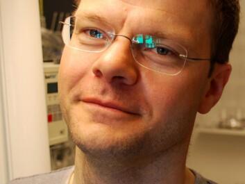 Torkjel M. Sandanger. (Photo: the Fram Centre)