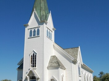 Manger church in Norway. (Photo: Wikipedia Commons)