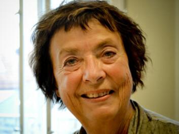 "Professor Emerita Kari Gaarder Losnedahl has interviewed 16 women in academia – all of them born before World War II – for the project ""Document 100 Women"". (Photo: Ragnhild Fjellro)"