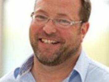 John Ackherman III, NILU (Photo: Ingar Næss)