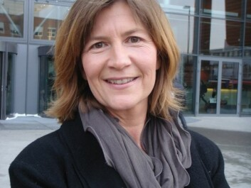 Anne Berit Swanberg (Photo: Audun Farbrot)