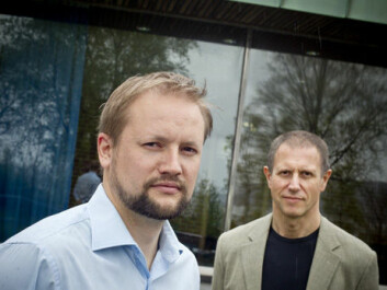 In their work, Sturla F Kvamsdal and Stein Ivar Steinshamn have calculated the amount of carbon emissions the climate can tolerate, and what the future costs will be if we do not implement measures. (Photo: Eivind Senneset)