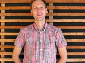 Philipp Paul Lobmaier. (Photo: UiO)