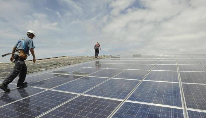 Possible breakthrough in solar energy