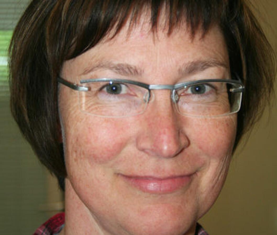 Senior researcher Nina Trandem. (Photo: Asle Rønning)