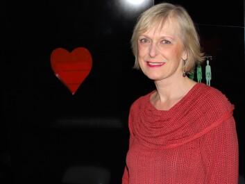 Maja-Lisa Løchen. (Photo: Jørn Mikael Hagen, uit.no)