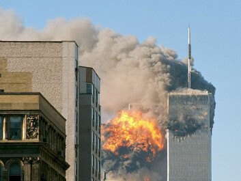 The Twin Towers in New York 11 September 2001. (Photo: Wikimedia Commons)