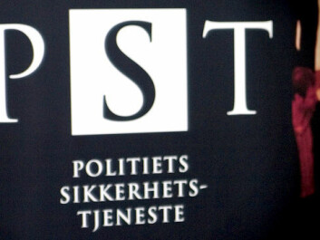 PST: The Norwegian Police Security Service (Photo: The Ministry of Justice and Public Security)