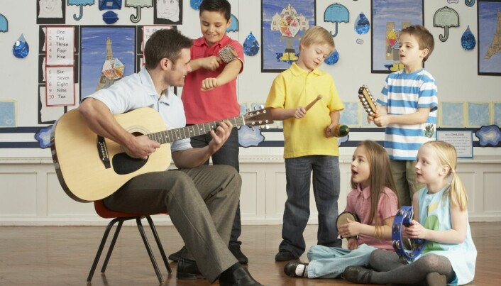 Music therapy reveals parenting skills