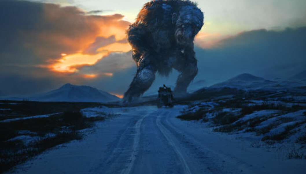 Troll Hunter – a mockumentary about Norwegian Trolls – became an international success. (Photo: SF Norge AS)