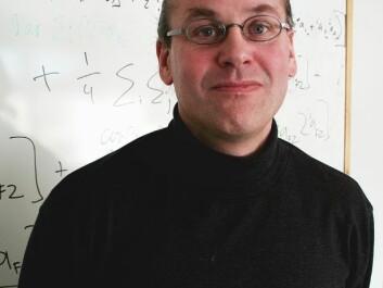 Thomas Hansen (Photo: Asle Rønning)