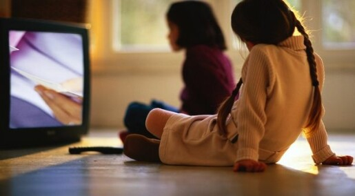 Screens add to chubby children's woes
