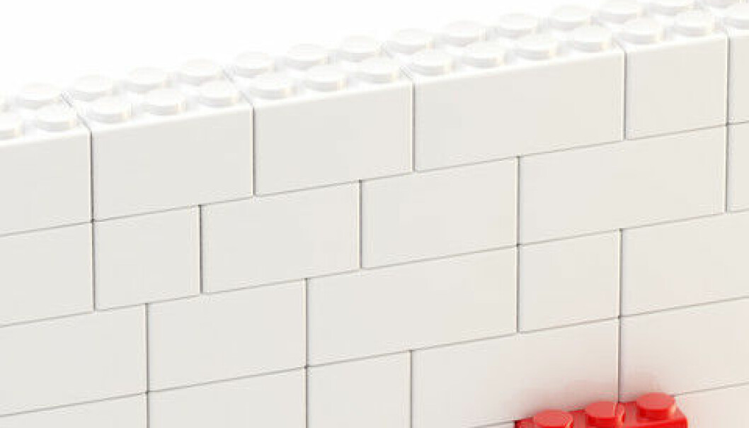 Lego's history has been implemented in their strategy for the future. (Photo: Colourbox)