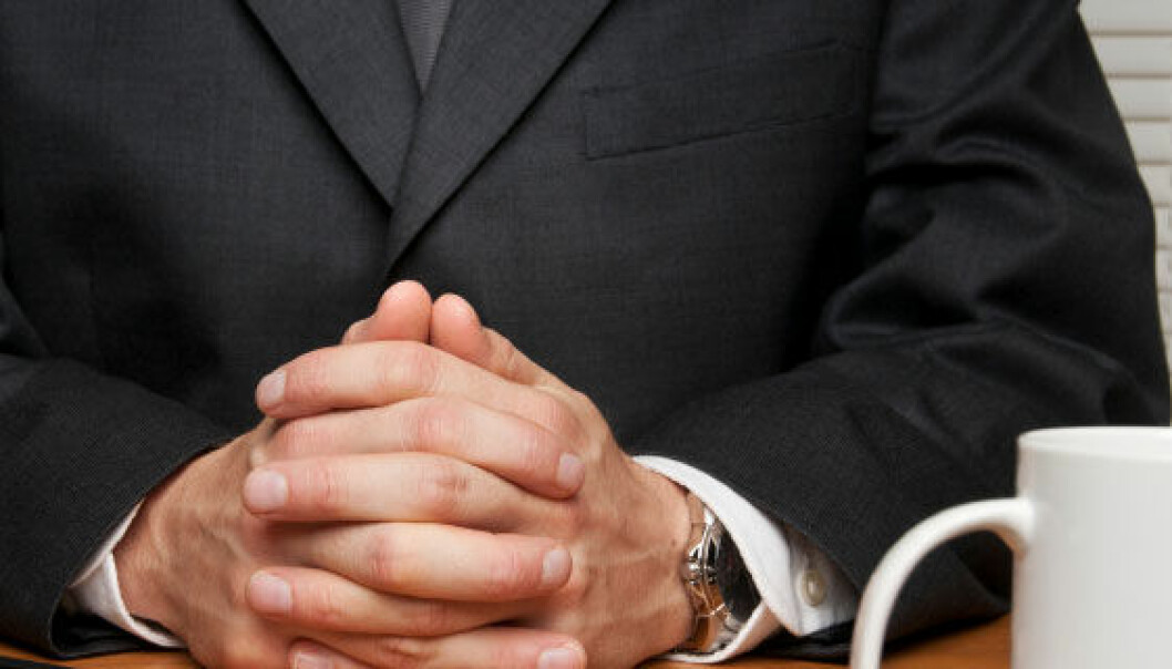 Norwegian managers tend to hire applicants who are similar to themselves. (Photo: iStockphoto)