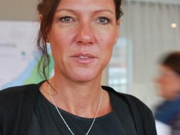 Anne-Grete Skjellanger (Photo: Hanne Jakobsen)