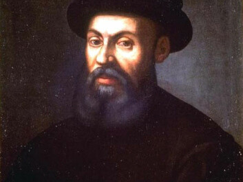 The seafarer Ferdinand Magellan, whose ship circumnavigated the globe, and the Norway spruce that stayed put in the Trillemarka Nature Reserve have one thing in common − their date of birth. Magellan's remains in the Philippines have turned to soil but the tree is still growing.  (Photo: Wikimedia Creative Commons)