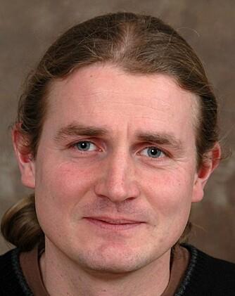 Ken Olaf Storaunet (Photo: Lars Sandved Dalen)