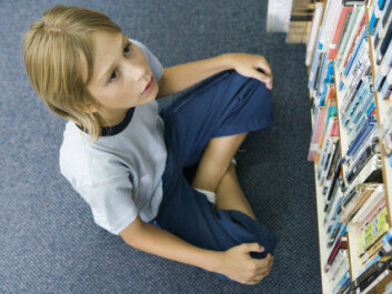 Students with ADHD need accommodations to help with their language problems. (Photo: Colourbox)
