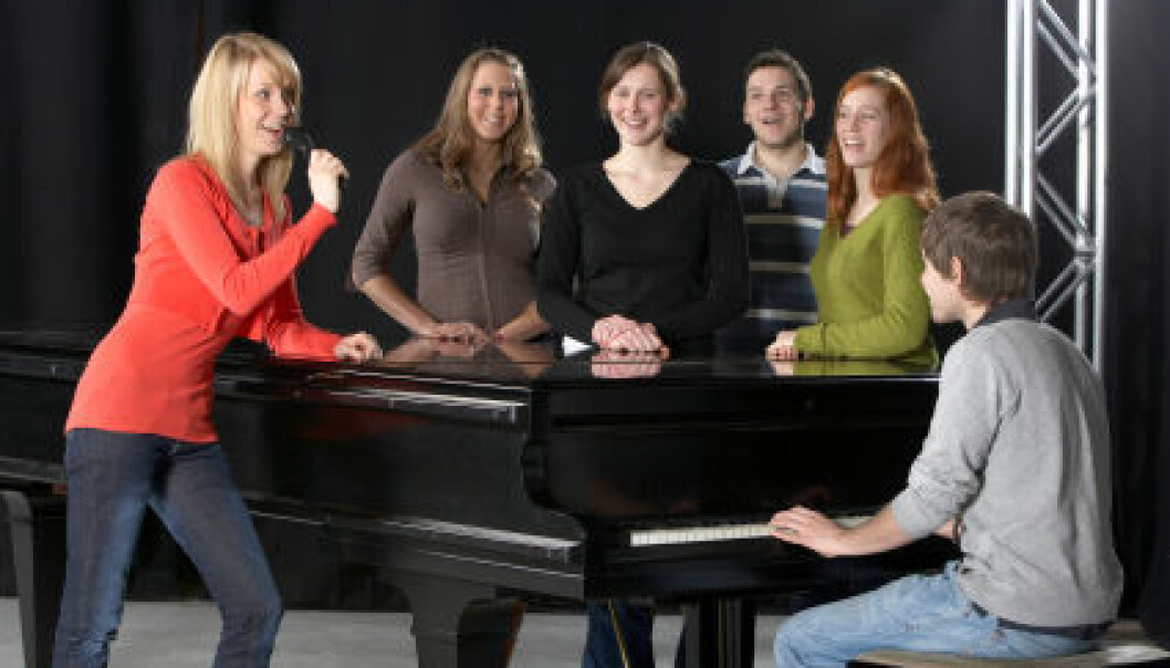 Many of the choir participants reported improvement in their general health. (Photo: Colourbox)