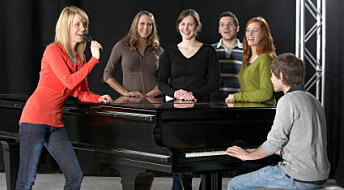 Choir singing improves health and work environment