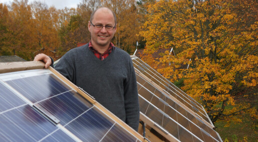 Bright future for solar energy in the north
