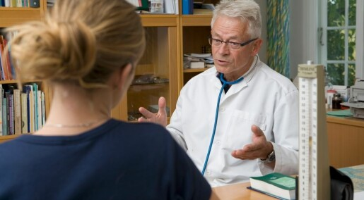 A physician's words can help or hurt