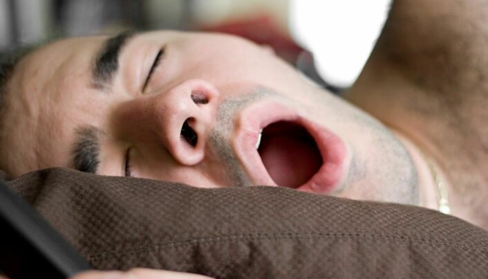 Sleep disturbance slips under the radar