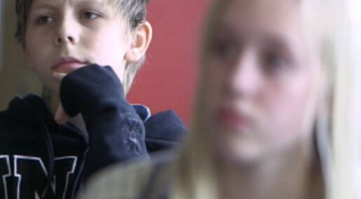 An 8th grader's multitasking goes awry