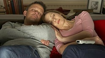 Why parents drift off while kids watch TV
