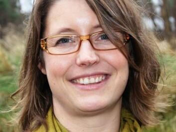 May-Linda Magnussen. (Photo: KILDEN/Sandnes)