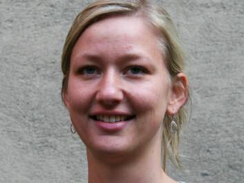 Hilde Forberg. (Photo: Veterinærinstituttet)