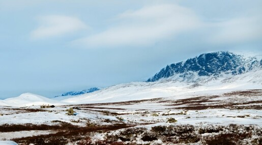 Norwegian mountain plateau could be several hundred million years younger than presumed