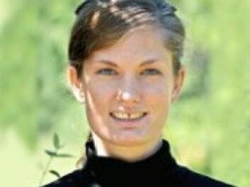 Vivi Kathrine Pedersen of the University of Bergen. (Photo: UiB)