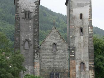St Mary's Church in Bergen. (Photo: Morten Dreier/Wikimedia Commons)