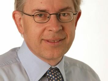 Jon Dahl. (Photo: UiO)